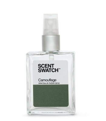 Camouflage Inspired Perfume for Men