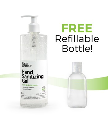 Hand Sanitizing Gel with Moisturizer 500ml
