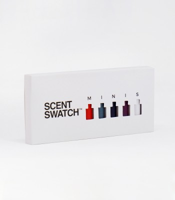 Scent Swatch Minis Perfume Samplers for Men