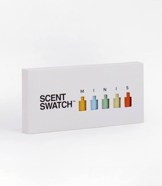 Scent Swatch Minis Perfume Samplers for Women