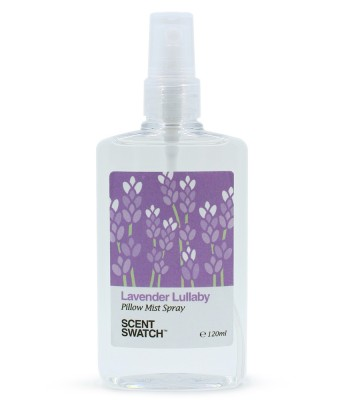Lavender Lullaby Aromatherapy Pillow Mist Spray